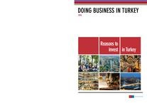 Doing Business in Turkey 2015